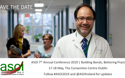 ASOI Conference and AGM 2019: Abstract deadline extended!