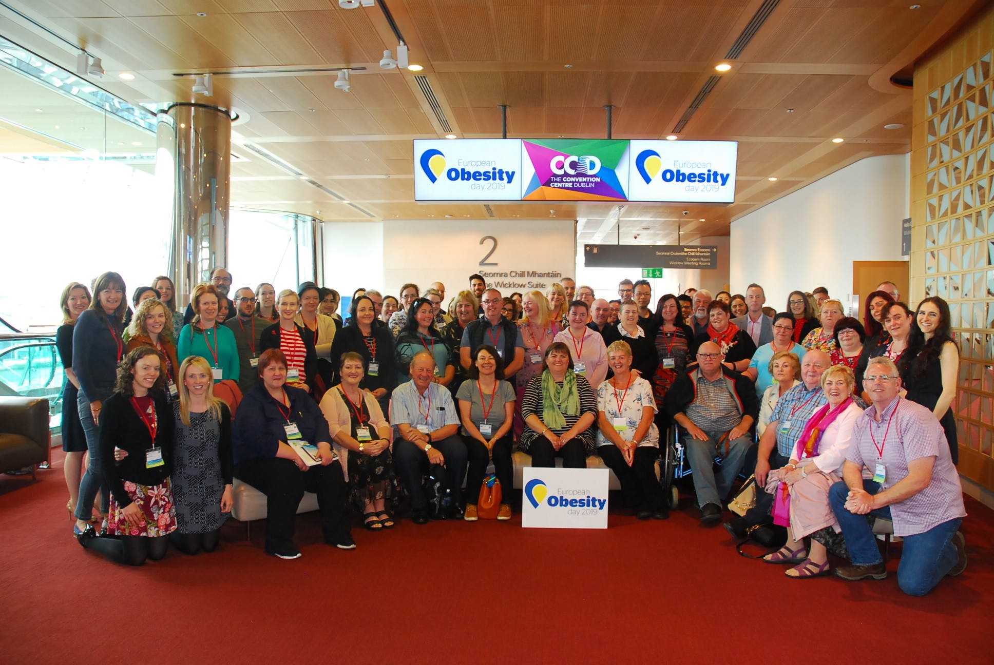 Patient Reflections from European Obesity Day & ASOI 2019